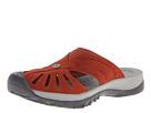 Keen Rose Slide (Burnt Henna/Neutral Gray) Women's Sandals