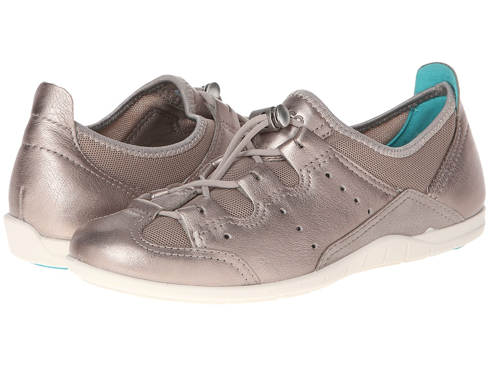ECCO - Bluma Toggle (Moon Rock/Universe) Women