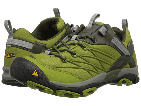 Keen - Marshall WP (Woodbine/Forest Night) Women's Hiking Boots