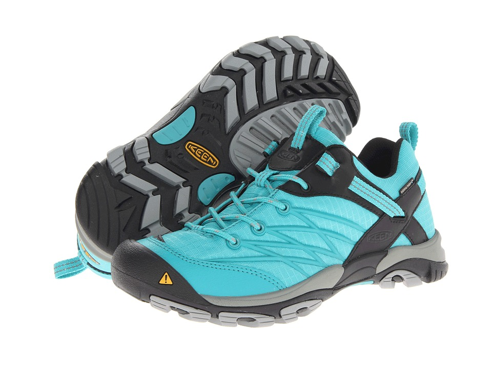 Keen - Marshall WP (Baltic/Neutral Gray) Women's Hiking Boots