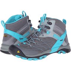 Keen Marshall Mid (Gargoyle Baltic) Footwear