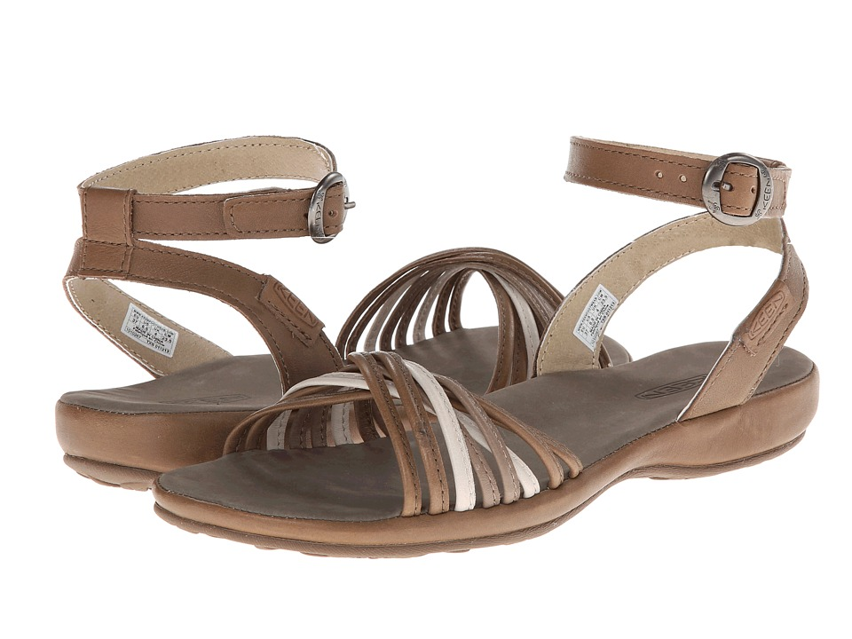 Keen - Emerald City Sandal II (Shitake/Pumice Stone) Women's Sandals
