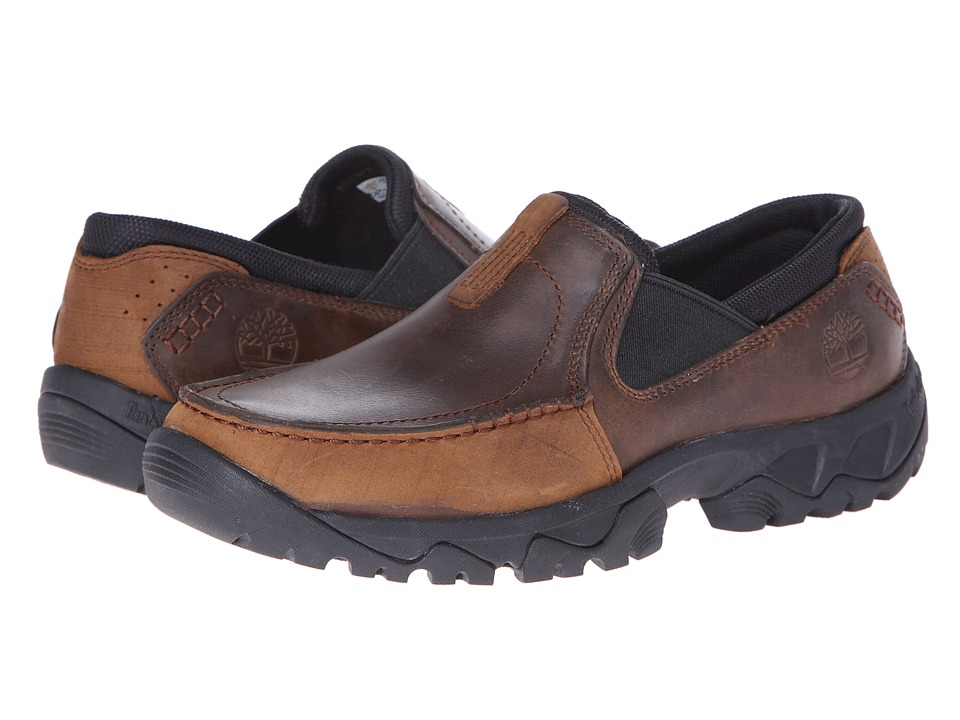 Timberland - Earthkeepers Crawley Slip-On (Dark Brown) Men's Shoes