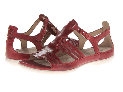 ECCO - Flash Huarache Sandal (Brick Ice Point) Women's Sandals