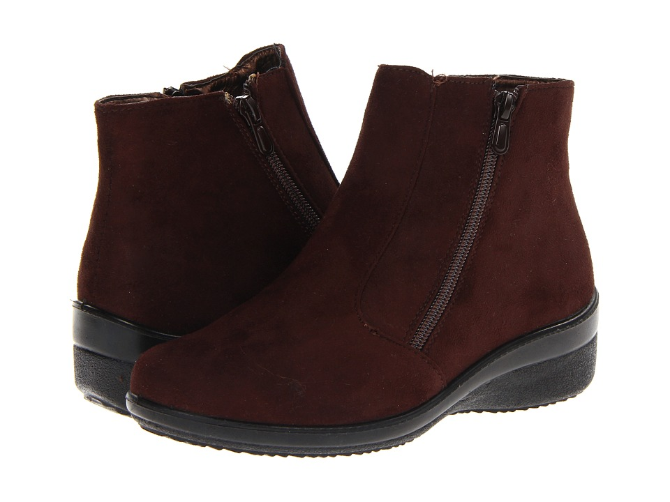 PATRIZIA - Stepwise (Brown) Women's Boots