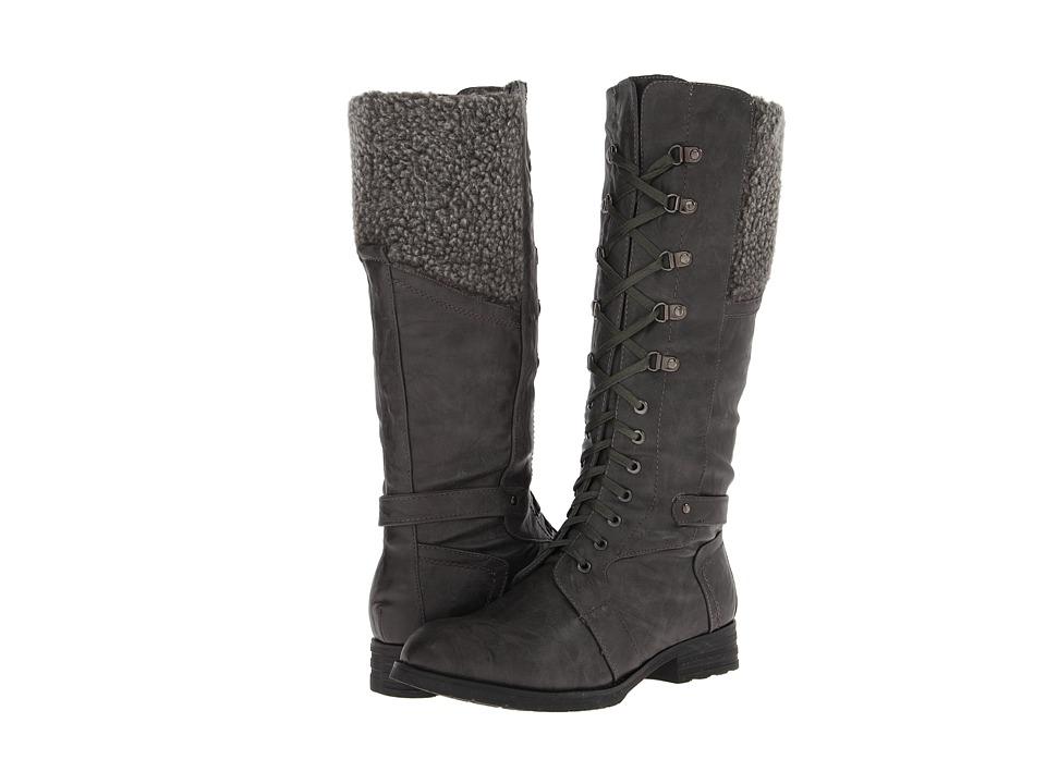 PATRIZIA - Snowball (Gray) Women's Boots
