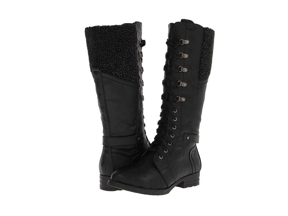 PATRIZIA - Snowball (Black) Women's Boots