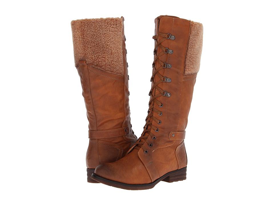 PATRIZIA - Snowball (Camel) Women's Boots
