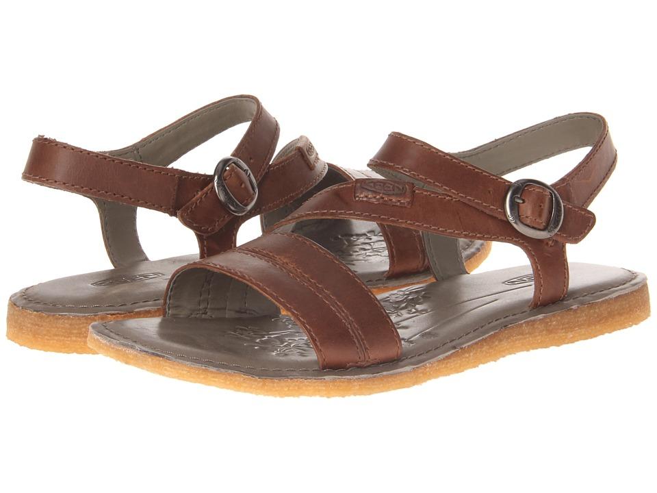 Keen - Sierra Sandal (Shitake) Women's Sandals