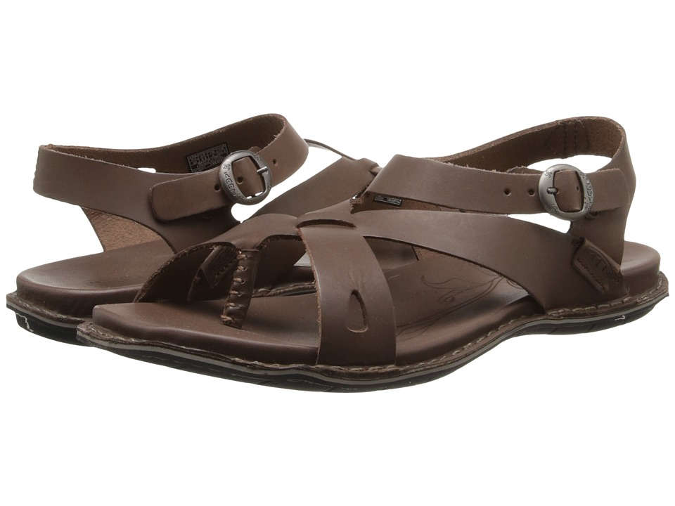 Keen - Alman Ankle (Drum) Women's Sandals