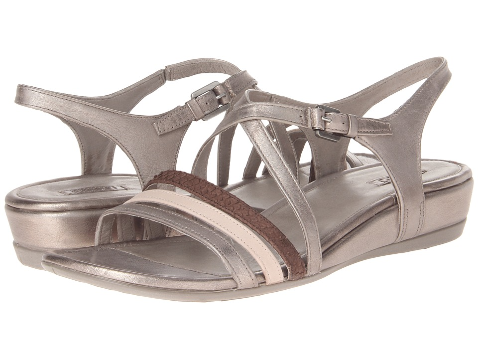 ECCO - Touch 25 Strap Sandal (Moon Rock/Rose Dust/Coffee Universe/Whisper/Clodine) Women's Shoes