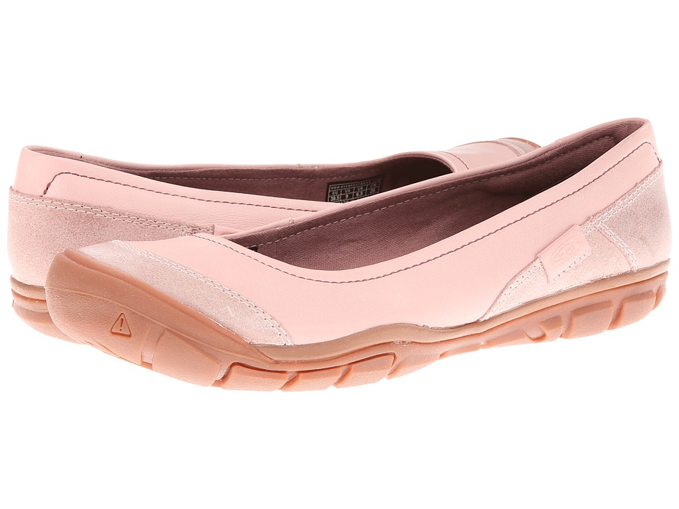 Keen - Rivington Ballerina CNX (Lotus) Women's Slip on Shoes