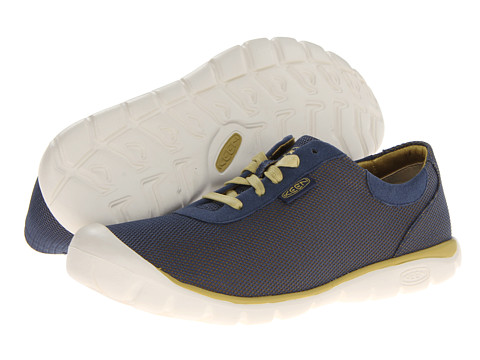 Keen - Kanga Lace (Ensign Blue/Olivenite) Women's Lace up casual Shoes
