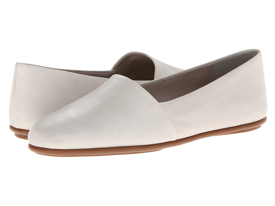 ECCO - Osan Loafer (White Emotion) Women