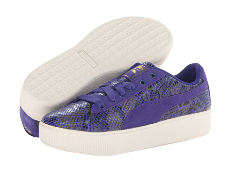 PUMA - Puma Classic Extreme Animal (Spectrum Blue) Women