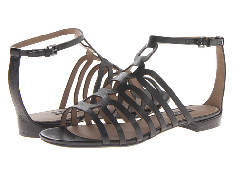 ECCO - Rudny Sandal (Black Soft Touch) Women