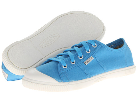 Keen - Maderas Lace (Swedish Blue) Women's Lace up casual Shoes