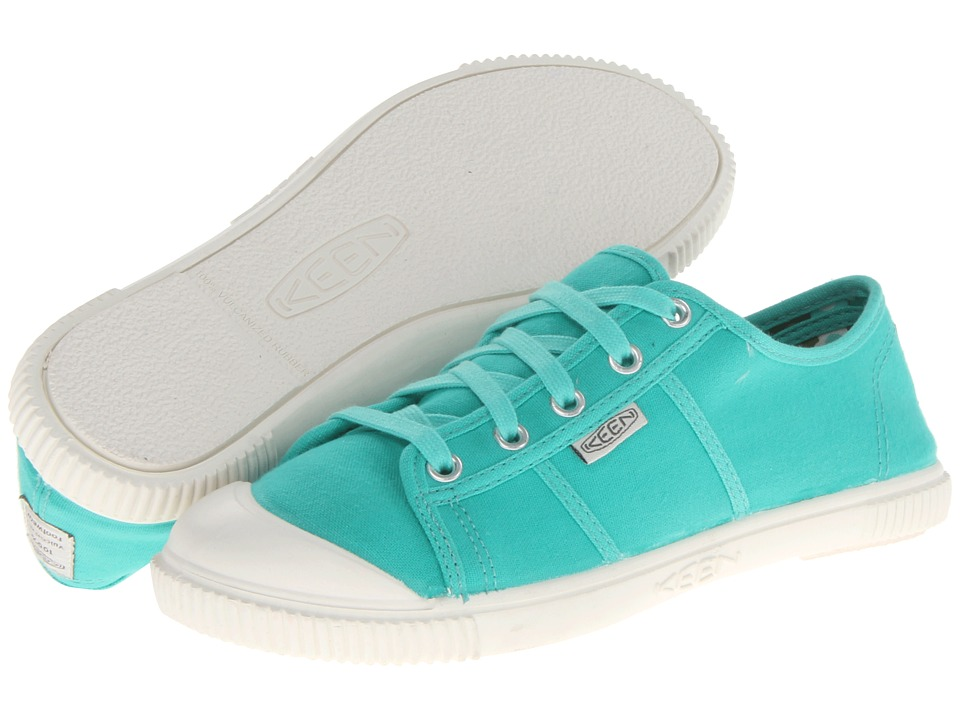 Keen - Maderas Lace (Pool Green) Women's Lace up casual Shoes