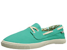 Keen Maderas Boat (Pool Green) Women's Lace up casual Shoes