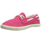 Keen Maderas Boat (Rose Red) Women's Lace up casual Shoes