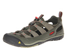 Keen Gallatin CNX (Forest Night/Mars Red) Men's Shoes