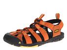 Keen Clearwater CNX (Rust/Green Sheen) Men's Shoes