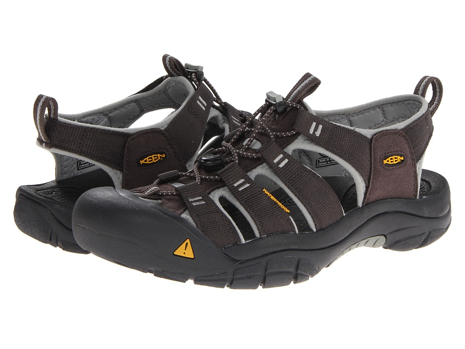 Keen - Newport H2 (Raven/Neutral Gray) Men