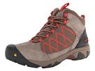 Keen Verdi II Mid WP (Brindle/Mars Red) Men's Hiking Boots