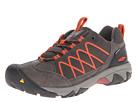 Keen Verdi II WP (Raven/Super Orange) Men's Shoes