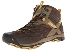 Keen Marshall Mid WP (Cascade Brown/Olivenite) Men's Hiking Boots