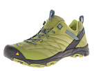 Keen Marshall WP (Woodbine/Bright Chartreuse) Men's Shoes