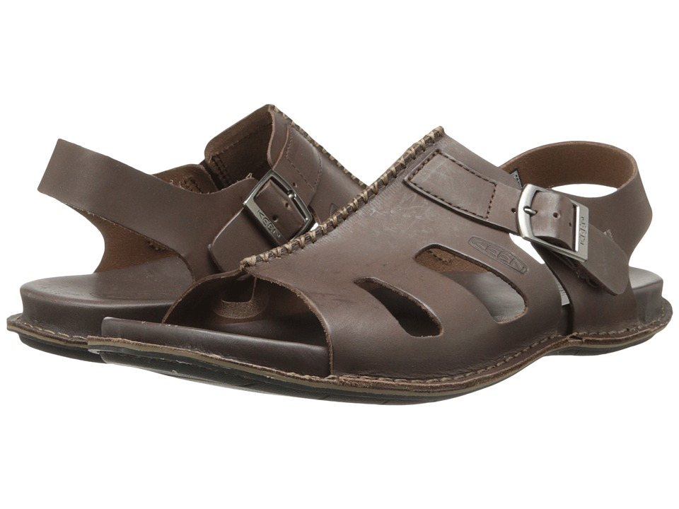 Keen - Alman Sandal (Chestnut) Men's Sandals