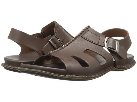 Keen - Alman Sandal (Chestnut) Men