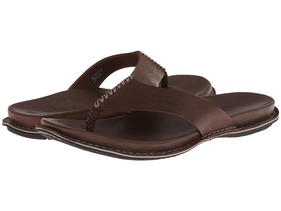 Keen - Alman Thong (Chestnut) Men's Sandals