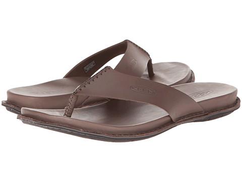Keen - Alman Thong (Iron) Men's Sandals