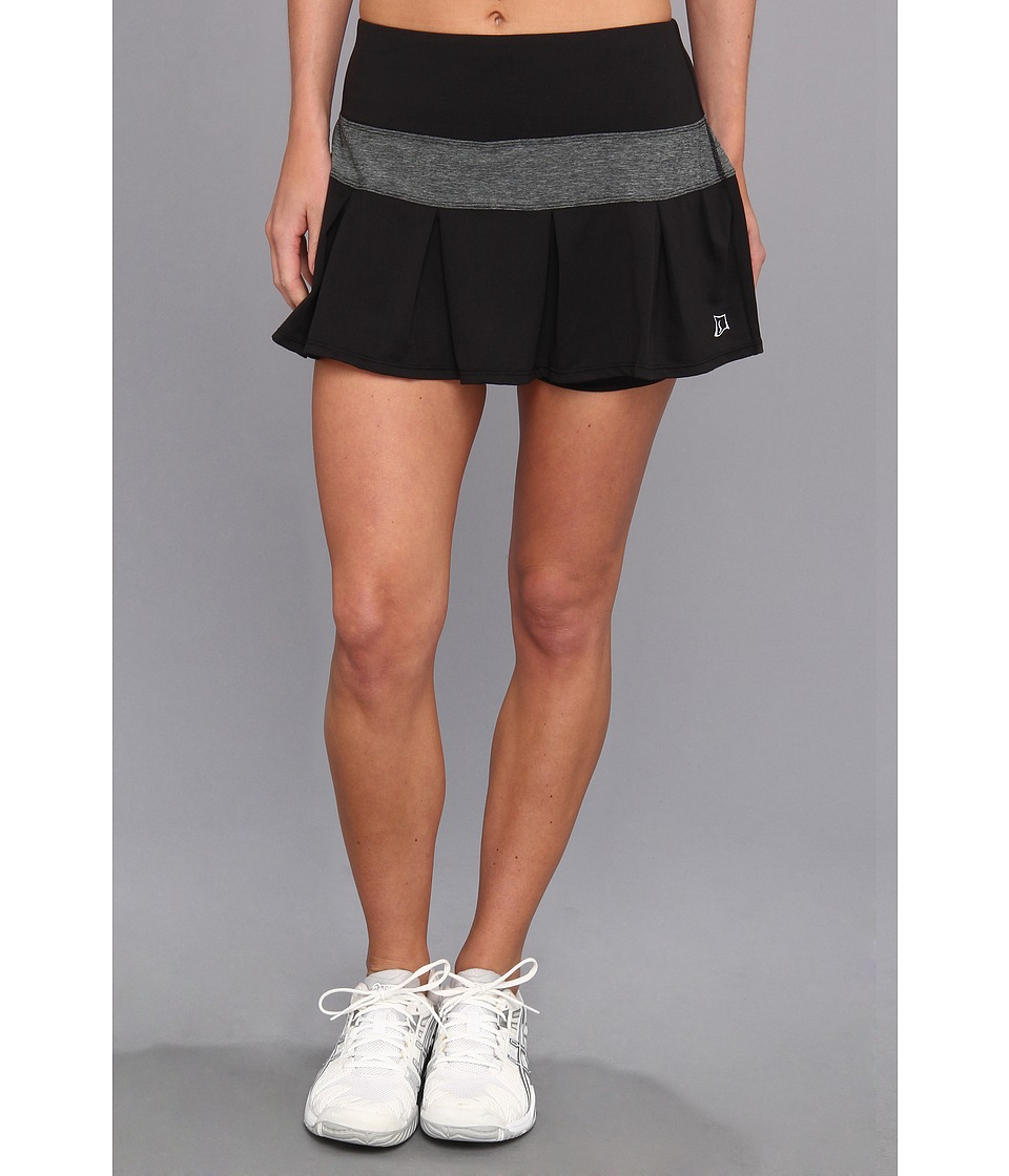Skirt Sports - Lioness Skirt (Black) Women's Skort