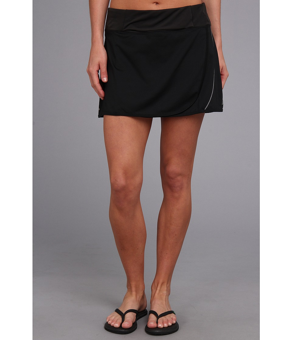 Skirt Sports - Race Magnet Skirt (Black) Women's Skirt