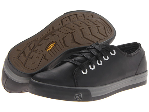Keen - Timmons Low Lace (Black) Men's Lace up casual Shoes