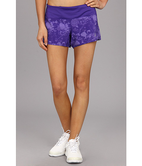 Skirt Sports - Redemption Run Short (Purple Passion Print) Women
