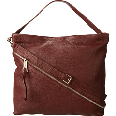 SALE! $99.99 - Save $168 on Kelsi Dagger Boerum Hill Convertible Hobo (Rust) Bags and Luggage - 62.69% OFF $268.00