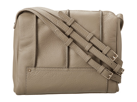 Kelsi Dagger Gowanus Crossbody (Mocha) Cross Body Handbags