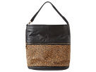 Kelsi Dagger - Sunset Park Hobo (Black Multi) - Bags and Luggage