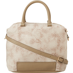 SALE! $67.99 - Save $100 on Kelsi Dagger Crown Heights Convertible Tote (Mocha) Bags and Luggage - 59.53% OFF $168.00