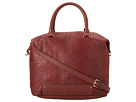 Kelsi Dagger - Crown Heights Convertible Tote (Rust) - Bags and Luggage
