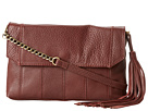 Kelsi Dagger - Downtown Brooklyn Crossbody Clutch (Rust) - Bags and Luggage