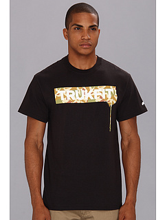 SALE! $9.99 - Save $18 on Trukfit Geo Drip Tee (Black) Apparel - 64.32% OFF $28.00