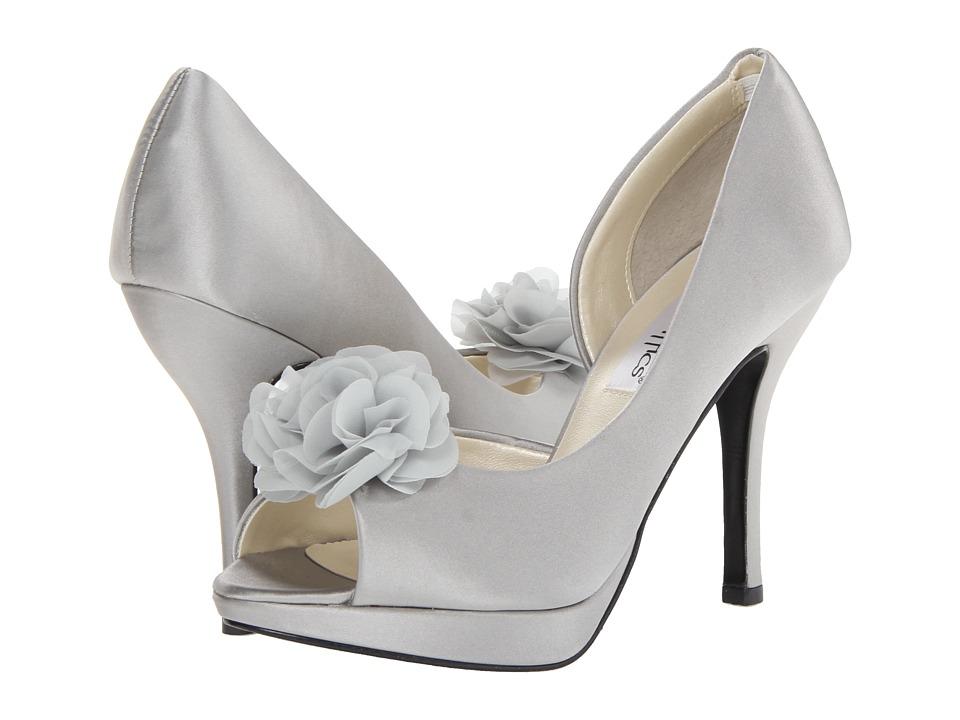 Coloriffics - Danica (Silver) High Heels