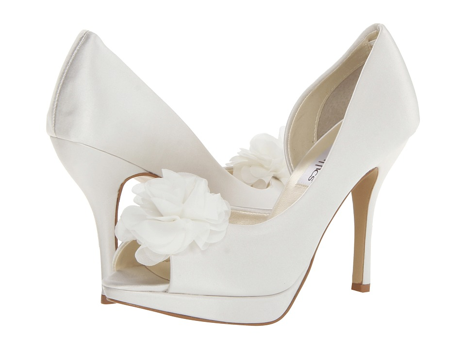 Coloriffics - Danica (Ivory) High Heels