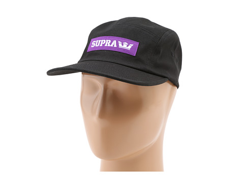 Supra - Mark 5 Panel (Black 1) Caps