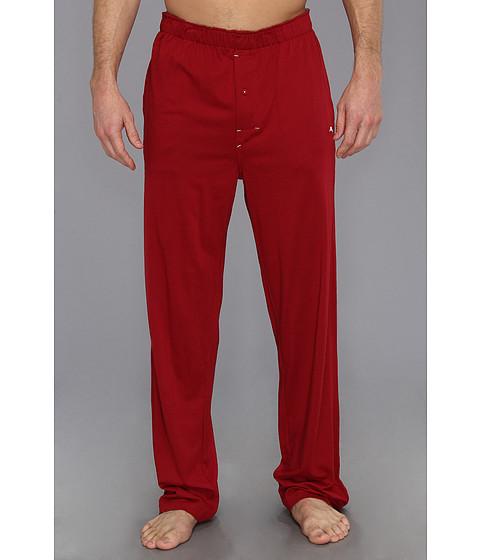 Tommy Bahama - Cotton Modal Jersey Pant (Cardinal) Men's Pajama